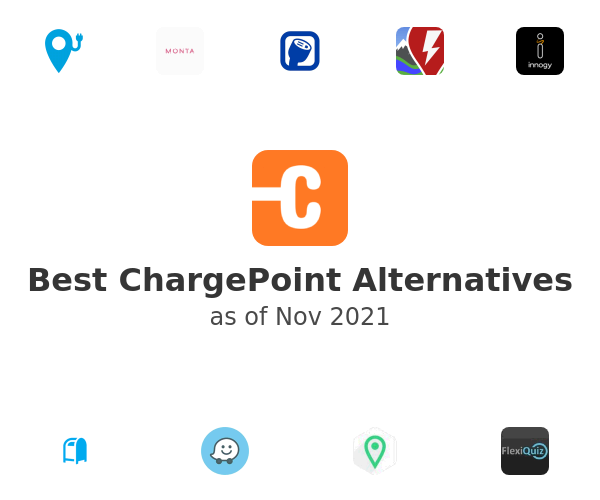 Best ChargePoint Alternatives