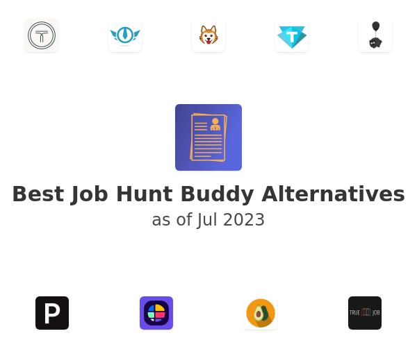 Best Job Hunt Buddy Alternatives