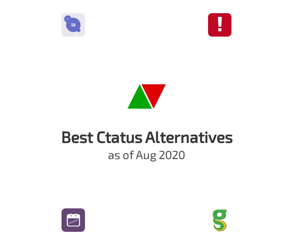 Best Ctatus Alternatives