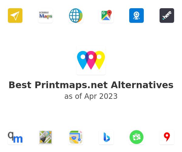 Best Printmaps.net Alternatives