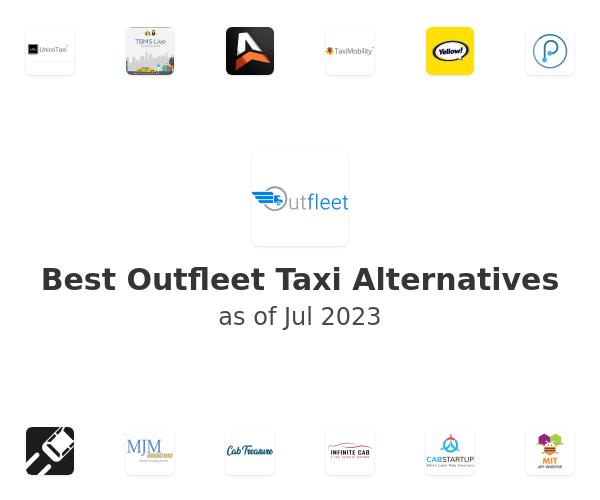 Best Outfleet Taxi Alternatives