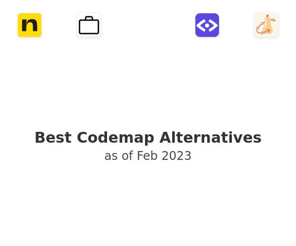 Best Codemap Alternatives