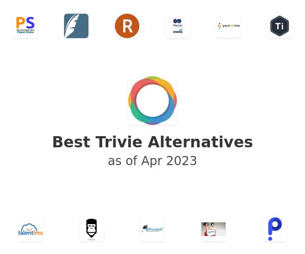 Best Trivie Alternatives