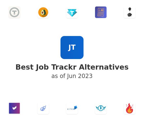 Best Job Trackr Alternatives