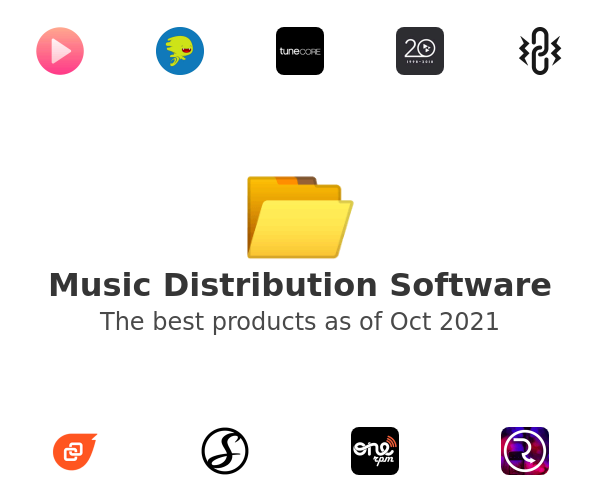 Music Distribution Software