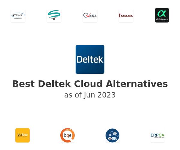 Best Deltek Cloud Alternatives