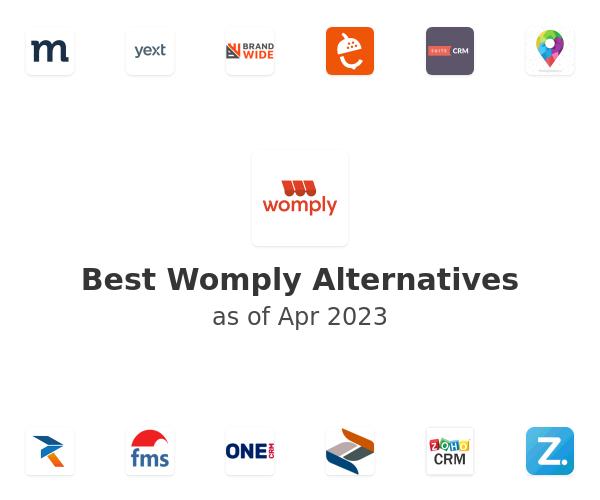 Best Womply Alternatives