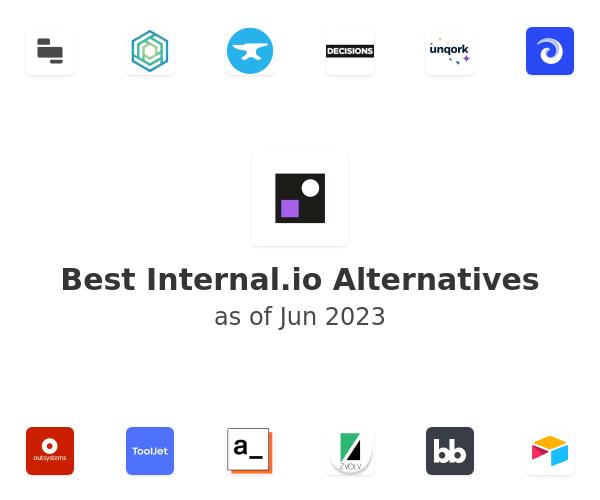 Best Internal.io Alternatives