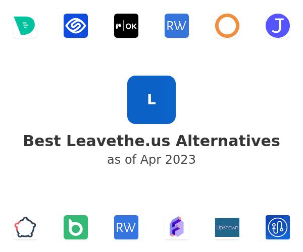 Best Leavethe.us Alternatives