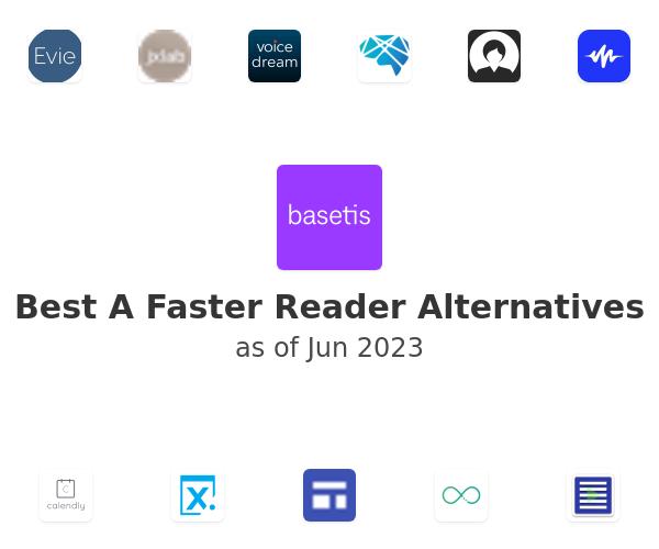 Best A Faster Reader Alternatives