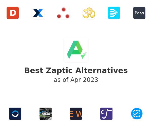 Best Zaptic Alternatives