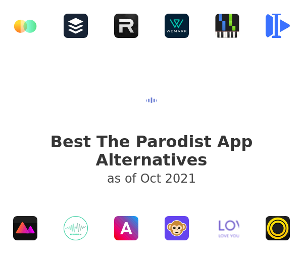 Best The Parodist App Alternatives