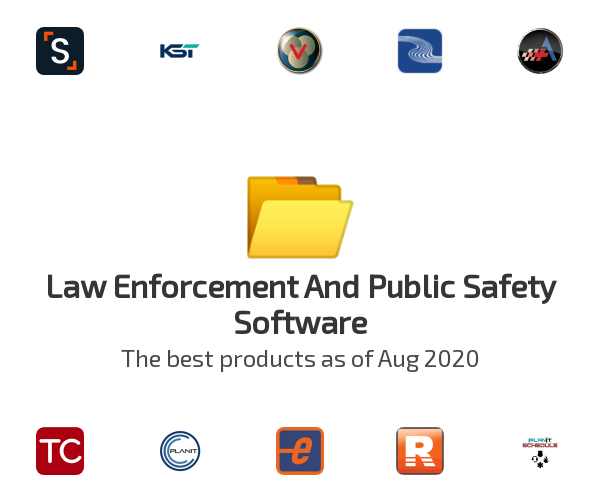 Law Enforcement And Public Safety Software