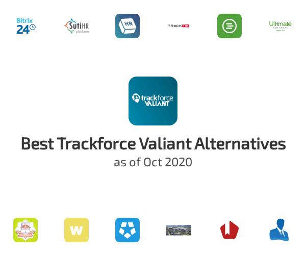 Best Trackforce Valiant Alternatives