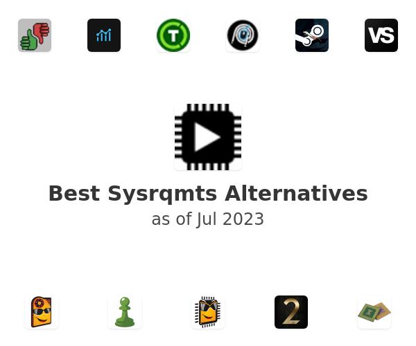 Best Sysrqmts Alternatives