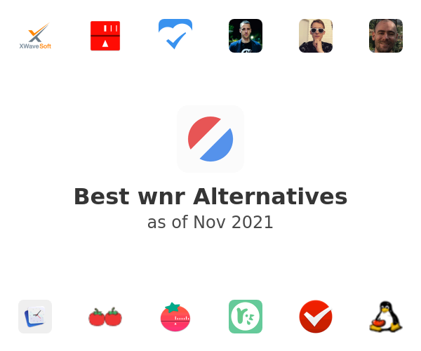 Best wnr Alternatives