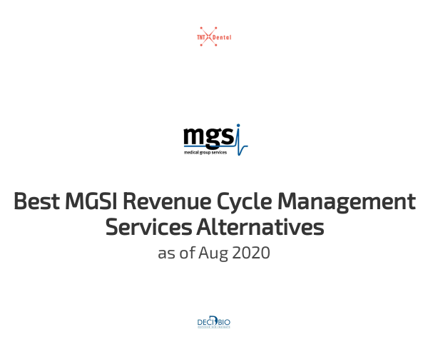 Best MGSI Revenue Cycle Management Services Alternatives