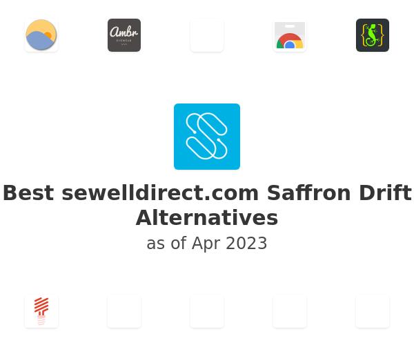 Best Saffron Drift Alternatives