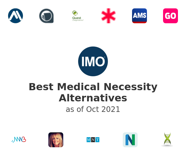 Best Medical Necessity Alternatives