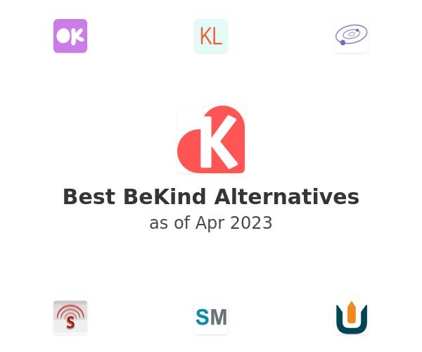 Best BeKind Alternatives