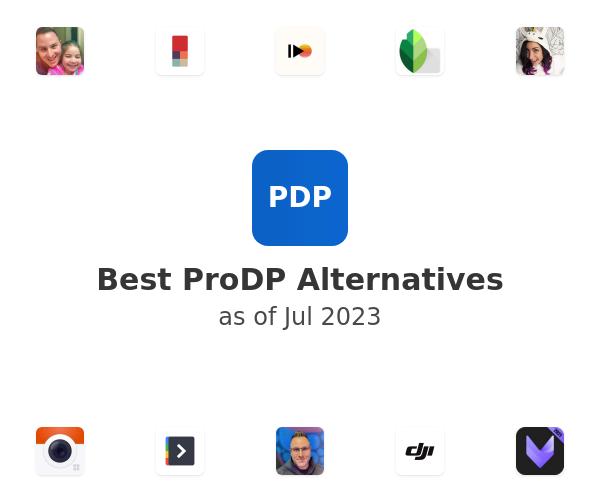 Best ProDP Alternatives