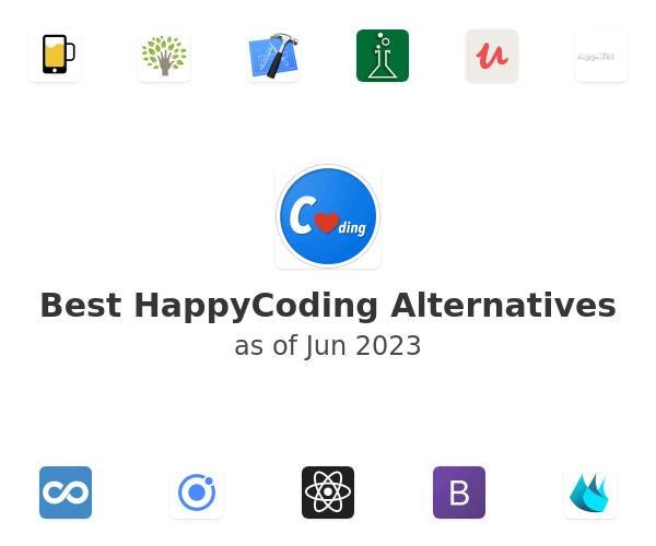 Best HappyCoding Alternatives