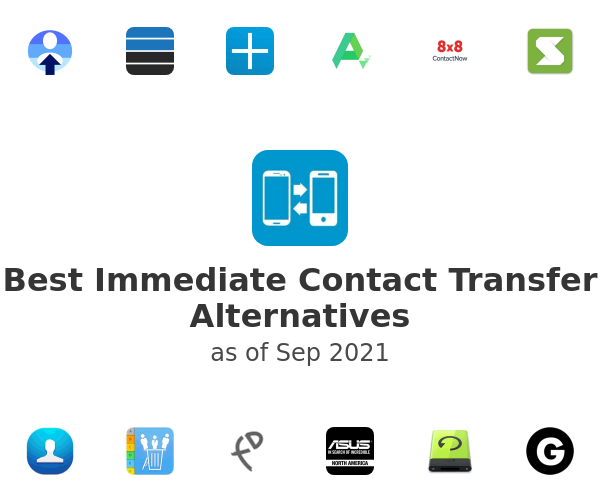 Best Immediate Contact Transfer Alternatives