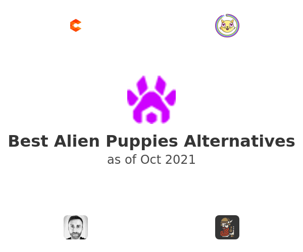 Best Alien Puppies Alternatives