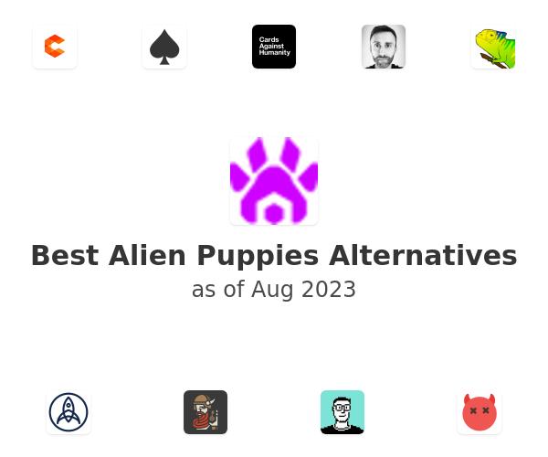 Best Alien Puppies Alternatives