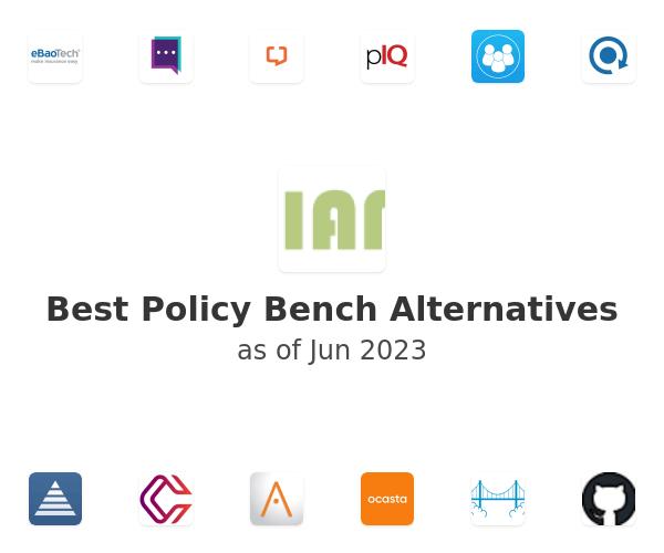 Best Policy Bench Alternatives