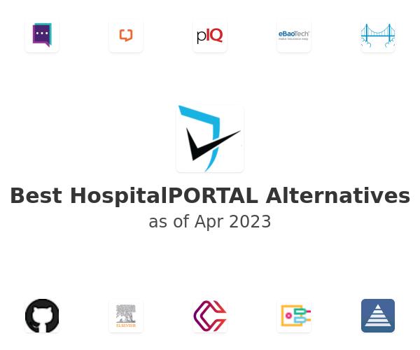 Best HospitalPORTAL Alternatives