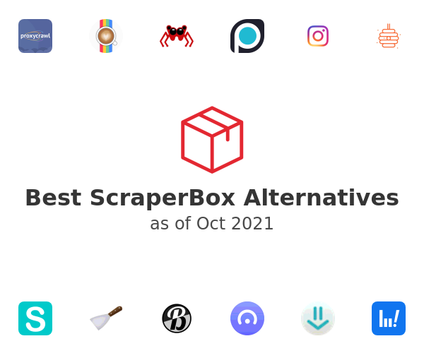 Best ScraperBox Alternatives