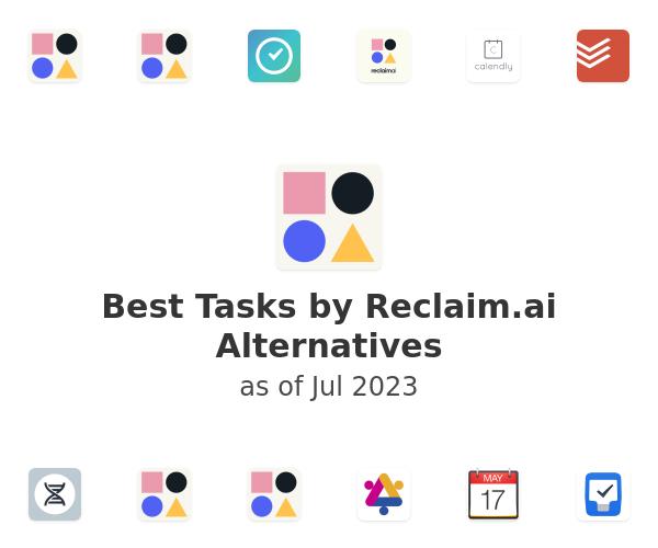 Best Tasks by Reclaim.ai Alternatives