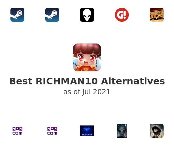 Best RICHMAN10 Alternatives