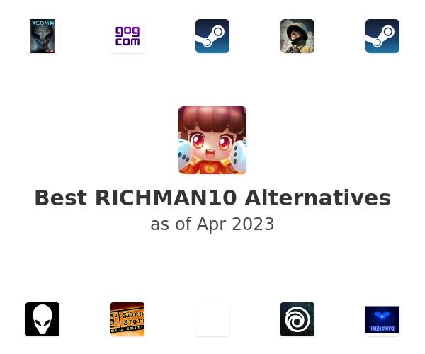 Best RICHMAN10 Alternatives