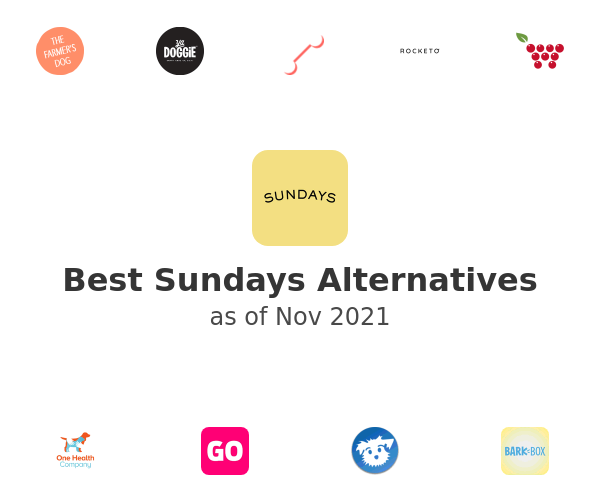 Best Sundays Alternatives