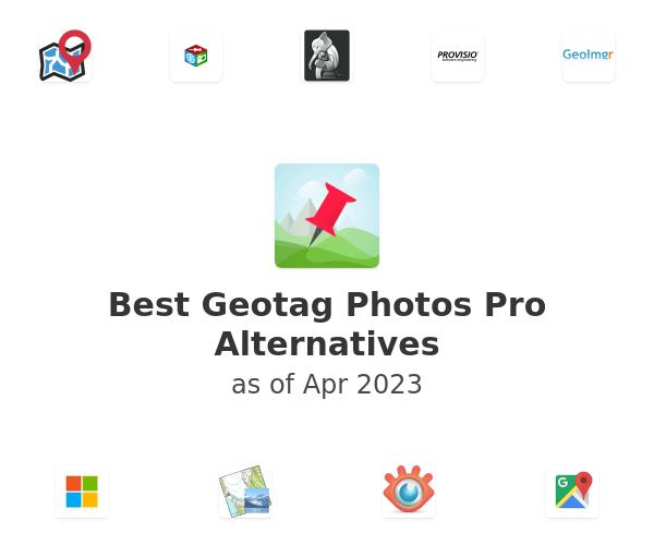 Best Geotag Photos Pro Alternatives