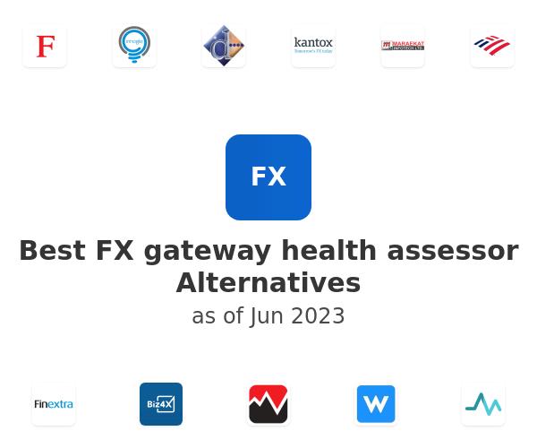 Best FX gateway health assessor Alternatives