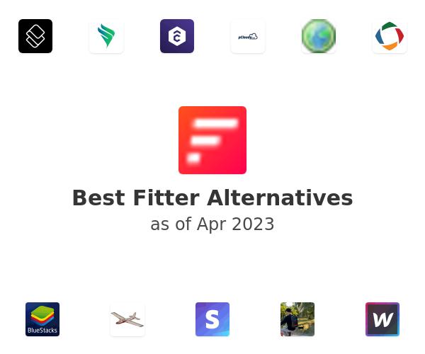Best Fitter Alternatives