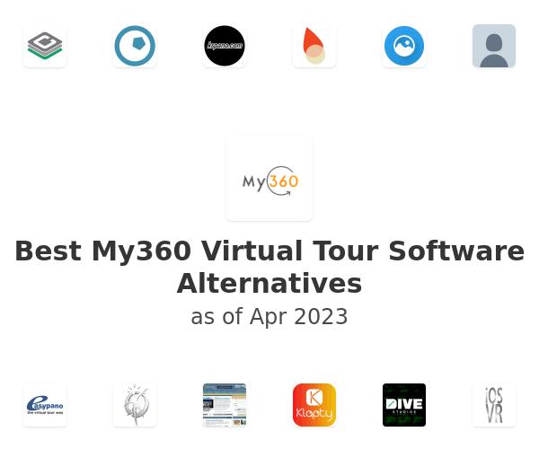 Best My360 Virtual Tour Software Alternatives