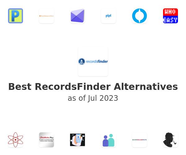 Best RecordsFinder Alternatives