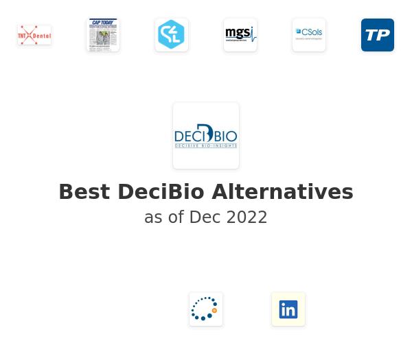 Best DeciBio Alternatives
