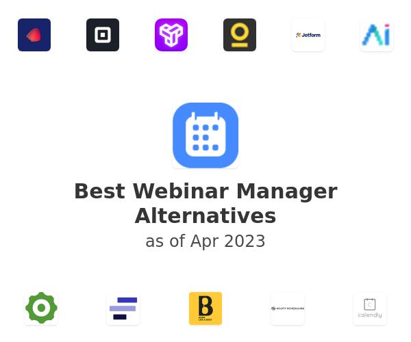 Best Webinar Manager Alternatives