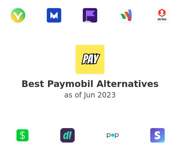 Best Paymobil Alternatives