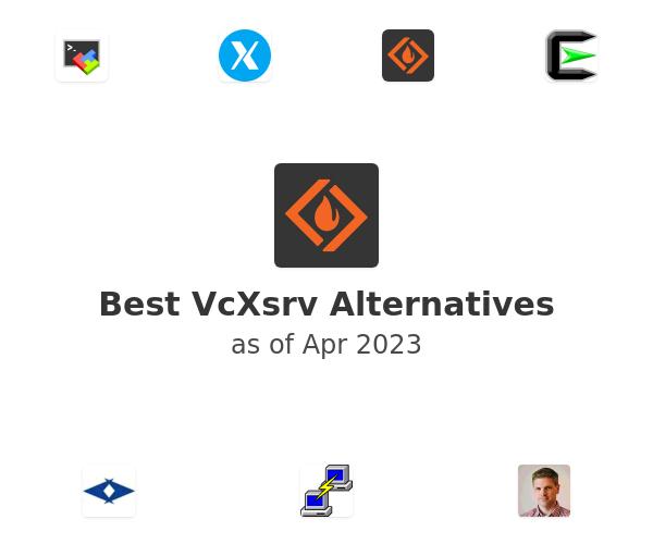 Best VcXsrv Alternatives