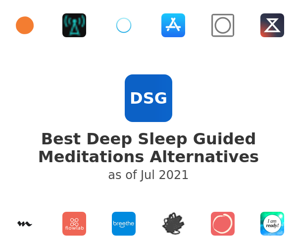 Best Deep Sleep Guided Meditations Alternatives