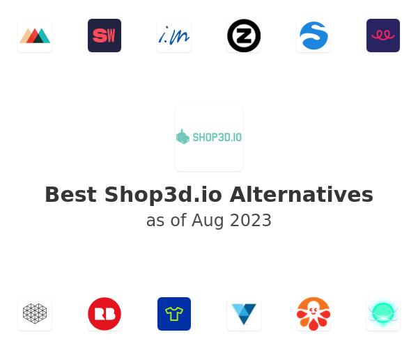 Best Shop3d.io Alternatives