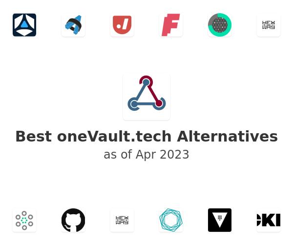 Best oneVault.tech Alternatives