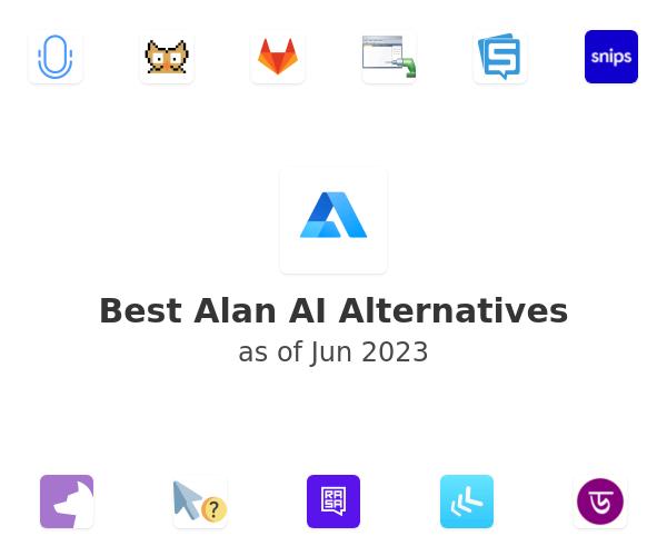 Best Alan AI Alternatives