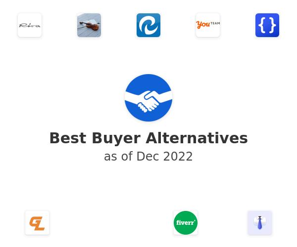 Best Buyer Alternatives